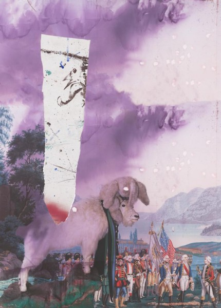 Julian Schnabel - Childhood II - 130x93cm