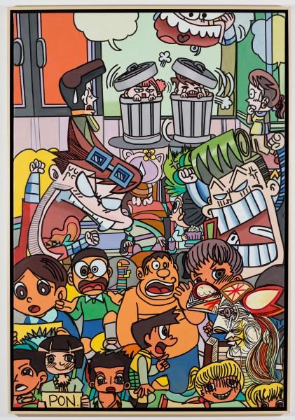 Erró - Manga Picasso Nr. 3