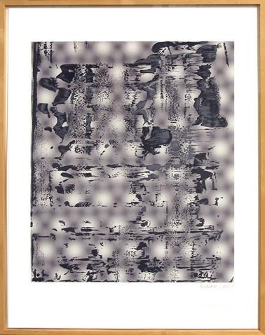 Gerhard Richter - Graphit
