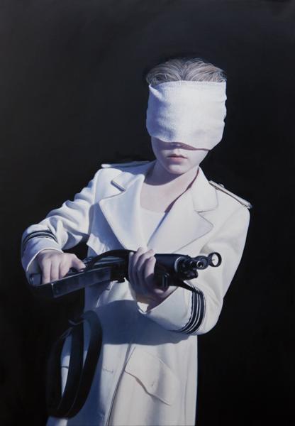 Gottfried Helnwein - Disasters of War 36