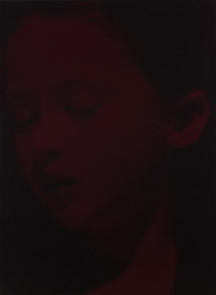 Gottfried Helnwein - Red Sleep 26