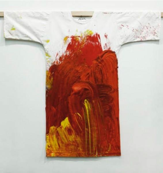 Hermann Nitsch - Malerhemd
