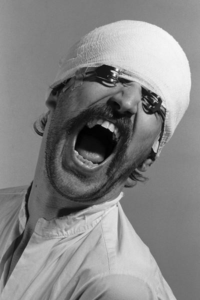 Gottfried Helnwein - Selbstporträt