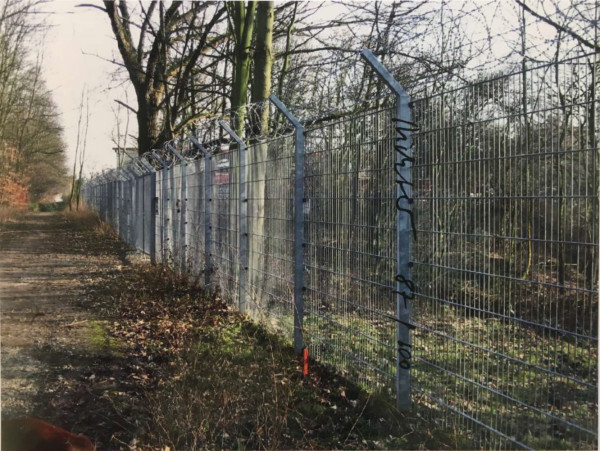 Gerhard Richter - Zaun