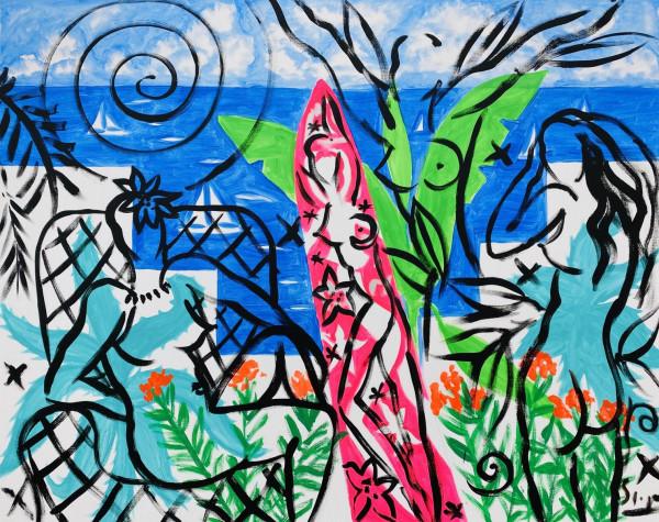 Stefan Szczesny - Sommer Ambiente in Saint-Tropez