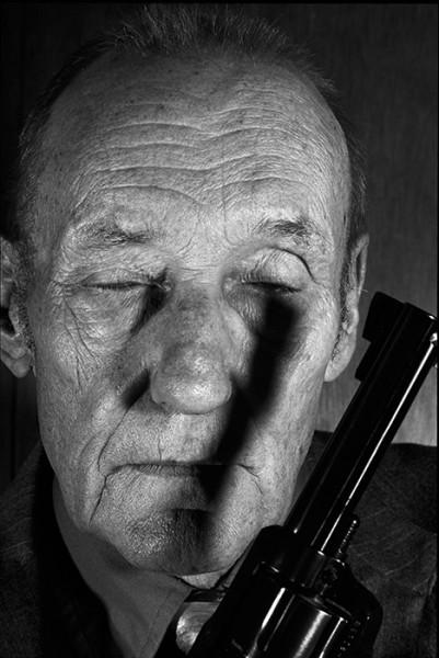 Gottfried Helnwein - William S. Burroughs