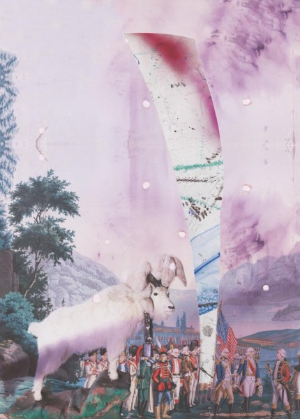 Julian Schnabel - Childhood 4 - 80x57cm