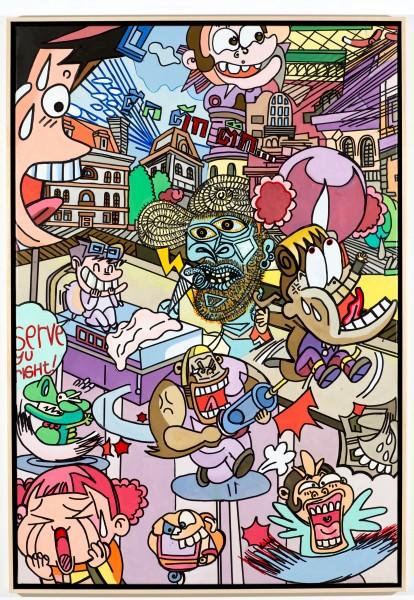 Erró - Manga Picasso Nr. 2