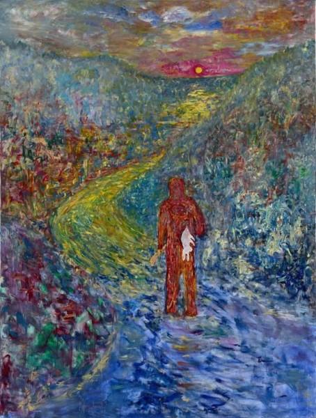 Denis Pavlovich Adushkin - Memory of the Mountain Guide