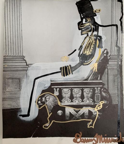 Danny Minnick - Cleopatra Jones