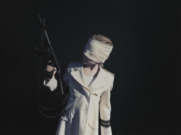 Gottfried Helnwein - Disasters of War 83