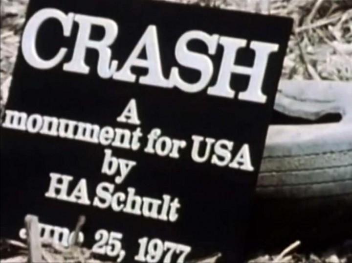 HA Schult - Crash - Blatt 9