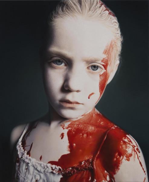 Gottfried Helnwein - Disasters of War 81