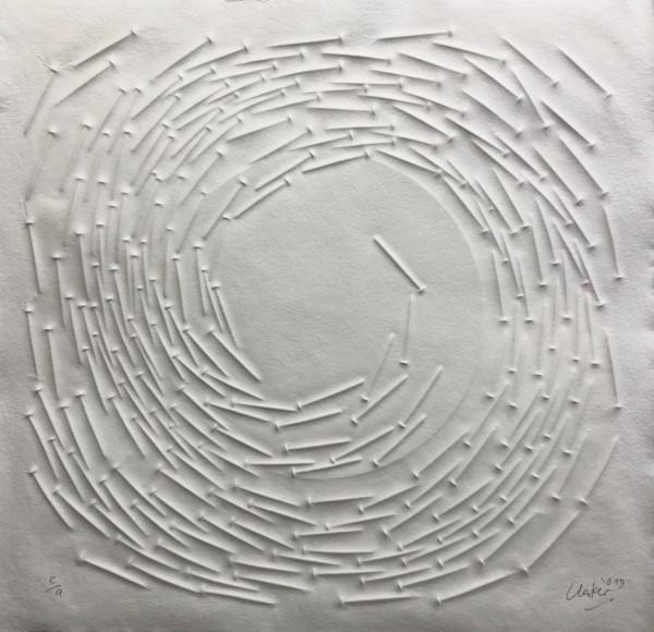 Günther Uecker - Spirale 2020