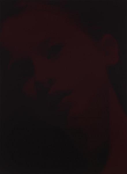 Gottfried Helnwein - Red Sleep 23