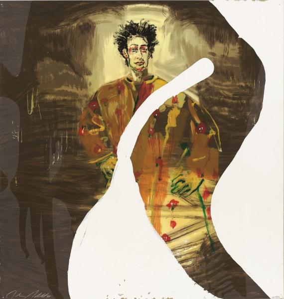 Julian Schnabel - Nemo Librizzi