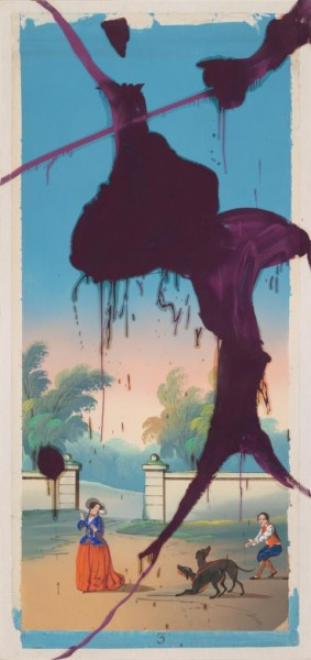 Julian Schnabel - The Sky Is Falling III