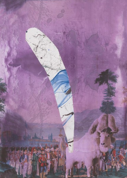 Julian Schnabel - Childhood 1 - 80x57cm