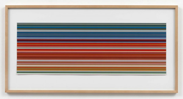Gerhard Richter - Strip (3296)