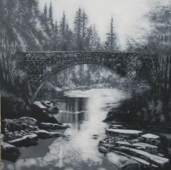 Stephan Kaluza - Brücke