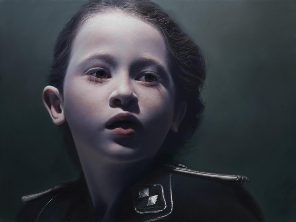 Gottfried Helnwein - The Murmur of the Innocent 77