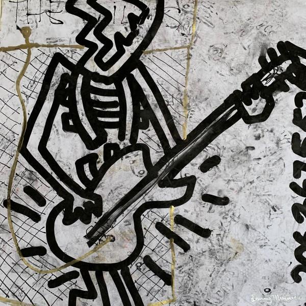 Danny Minnick - Guitar