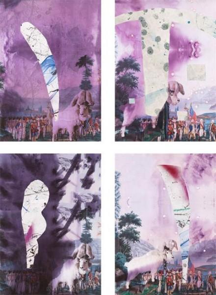 Julian Schnabel - Childhood Portfolio