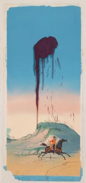 Julian Schnabel - The Sky Is Falling II