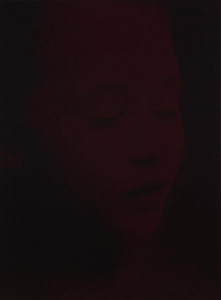 Gottfried Helnwein - Red Sleep 25