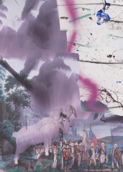Julian Schnabel - Childhood I - 130x93cm
