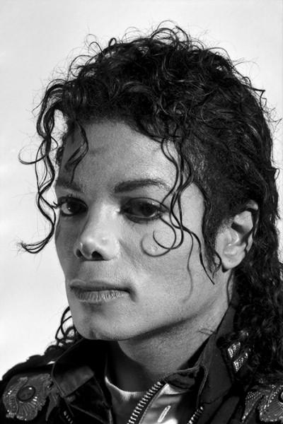 Gottfried Helnwein - Michael Jackson