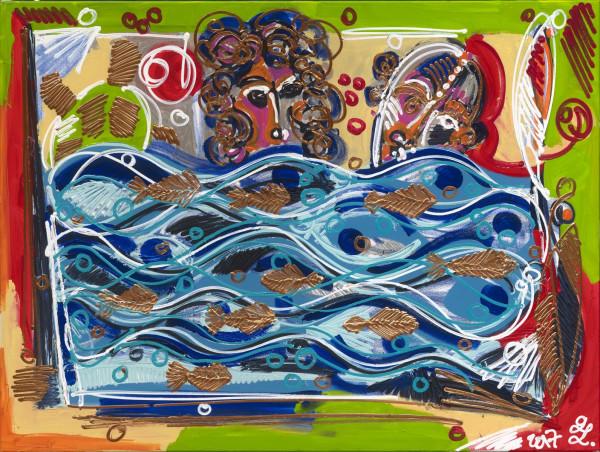 Leon Löwentraut - Life Below Water