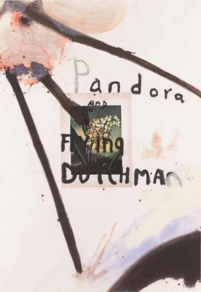 Julian Schnabel - Pandora And The Flying Dutchman II
