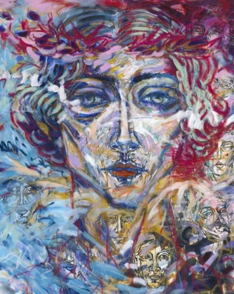 Yvonne van Acht- Das Orakel