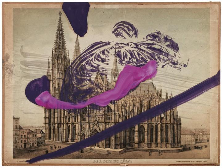 Julian Schnabel - Dom zu Köln