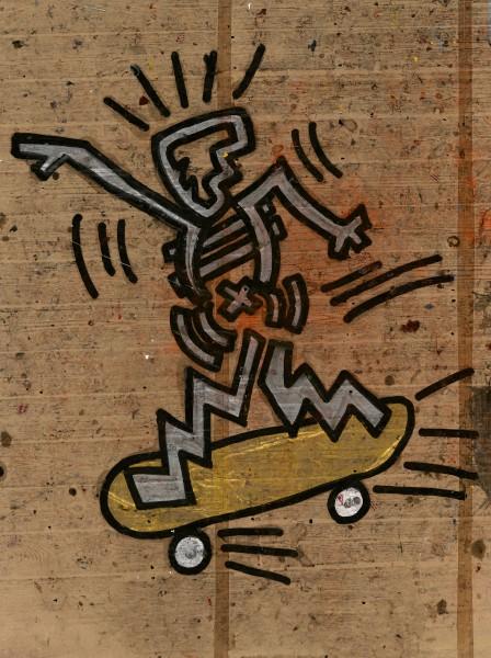 Danny Minnick - Goofy Skateboarder